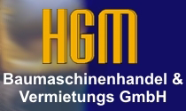 HGM Baumaschinenhandel