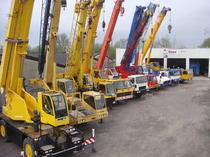Търговска площадка IMC International Mobile Cranes GmbH