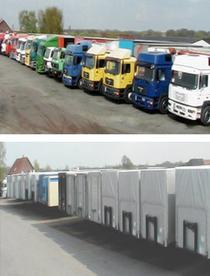 Търговска площадка HEGMANN NUTZFAHRZEUGE GMBH