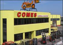 Търговска площадка COMES S.R.L.