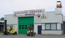 Търговска площадка Handelsonerneming Alfons Hanter