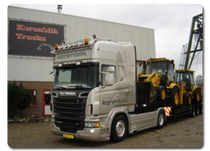 Търговска площадка Korenblik Trucks