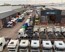 Търговска площадка MD Trucks B.V.