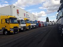 Търговска площадка Renault Trucks France by Volvo group Lyon