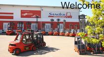 Търговска площадка Sander Fördertechnik GmbH