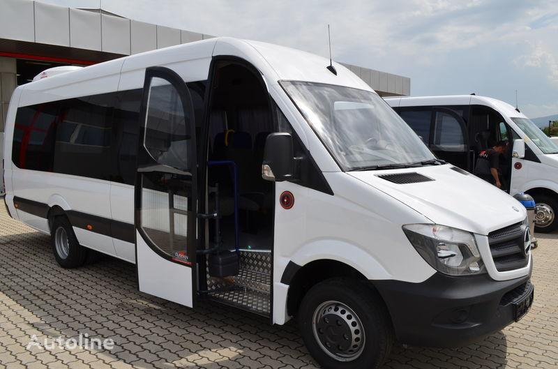 нов пътнически бус MERCEDES-BENZ SPRINTER 516 CDI - RAYAN SERBIA