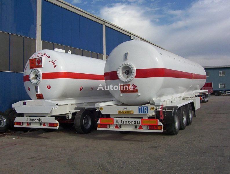 нов цистерна за газ ALTINORDU 2016 NEW  LPG GAS TANK