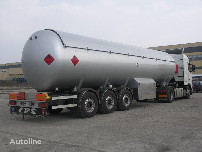 нов цистерна за газ LDS NCG-48