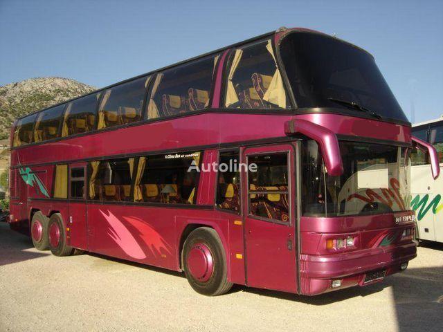 двуетажен автобус NEOPLAN N 122 SKYLINER