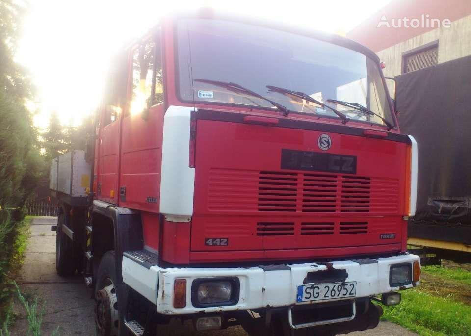 бордови камион JELCZ 442