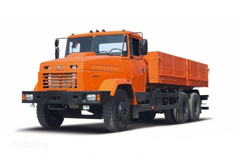 бордови камион КРАЗ 65053