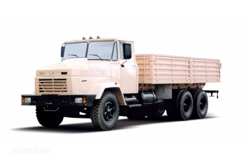 бордови камион КРАЗ 65101