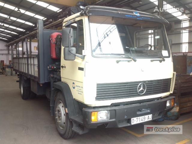 бордови камион MERCEDES-BENZ 1320 CYTILINER