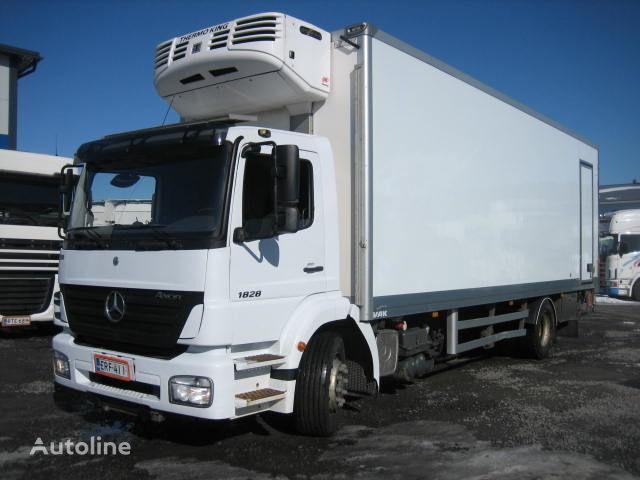 хладилен камион MERCEDES-BENZ Axor 1828 L 57