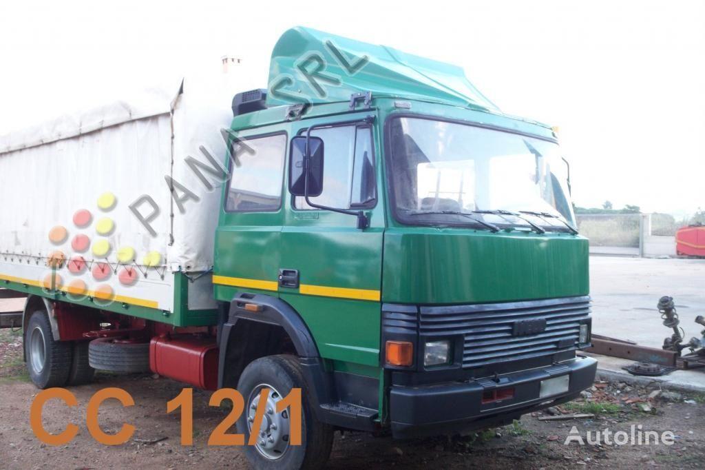 камион брезент IVECO 135 17
