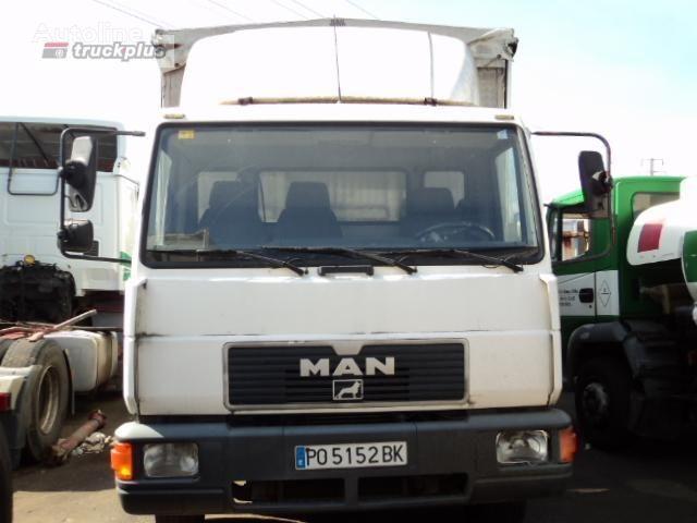 камион брезент MAN 12 .224 LL-K