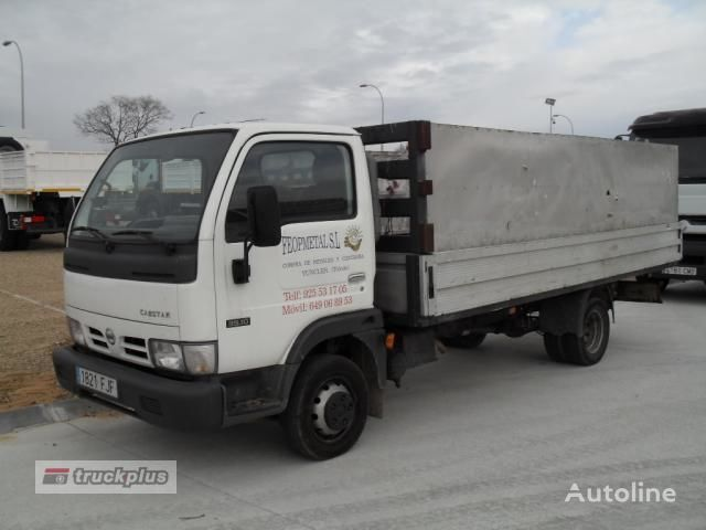 камион брезент NISSAN CABSTAR 35.10