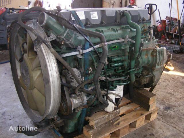 камион брезент VOLVO motor D13A 400/440/480