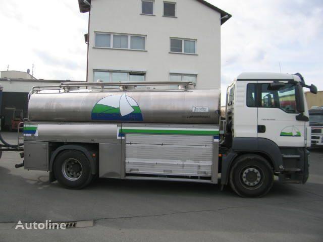 камион млековоз MAN TGS 18.400 (No. 2779)