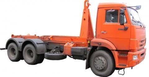 камион мултилифт с кука КАМАЗ КО-452-13