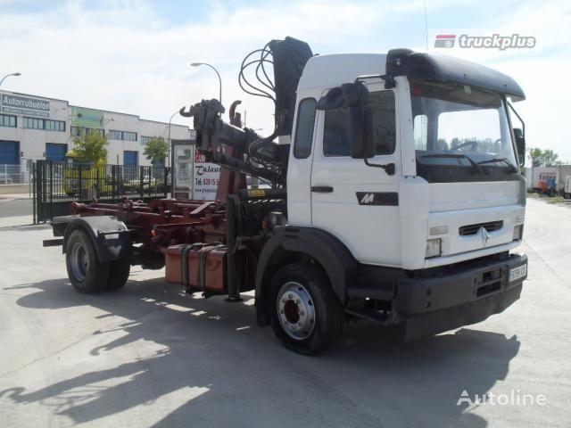 камион мултилифт с кука RENAULT MIDLINER M 250