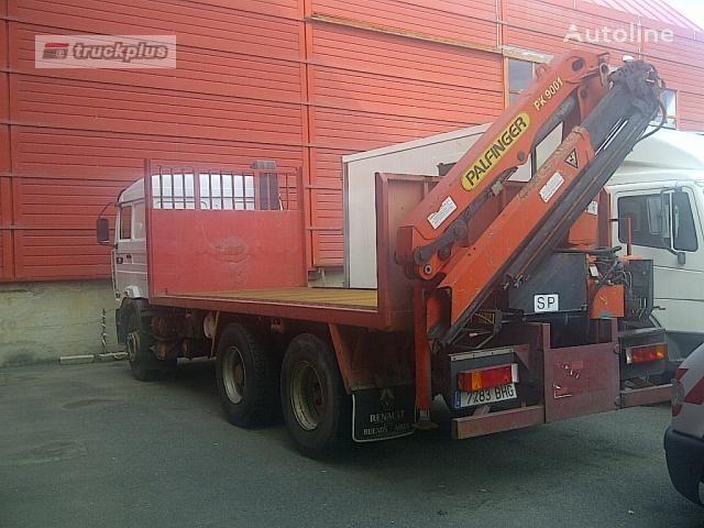 камион платформа RENAULT MANAGER G 330