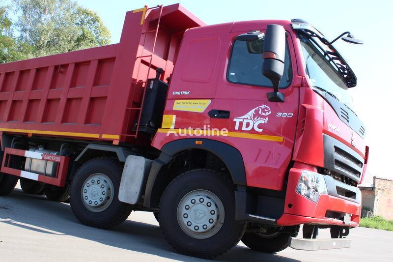 нов камион самосвал HOWO A7