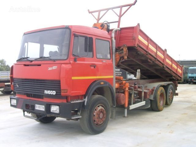 камион самосвал IVECO 190.35