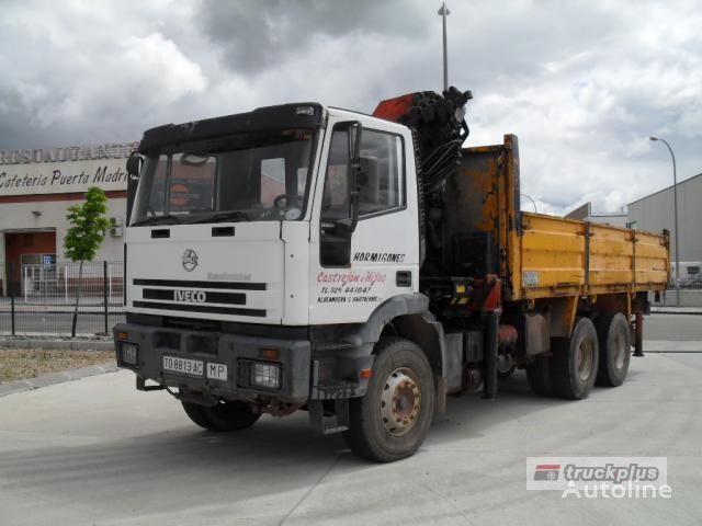 камион самосвал IVECO EURO TRAKKER 380 E42