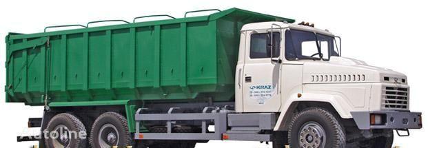 нов камион самосвал КРАЗ 6230C4