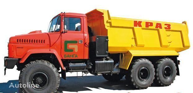 камион самосвал КРАЗ 65032-060