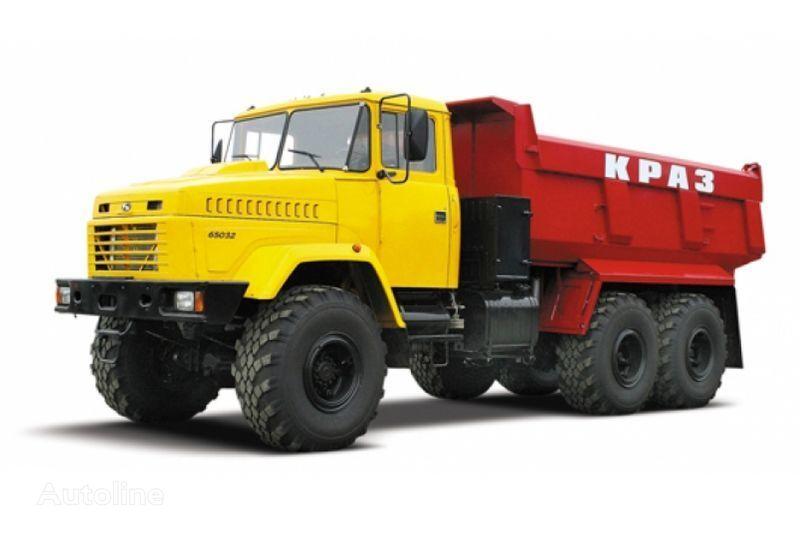 камион самосвал КРАЗ 65032 тип 3