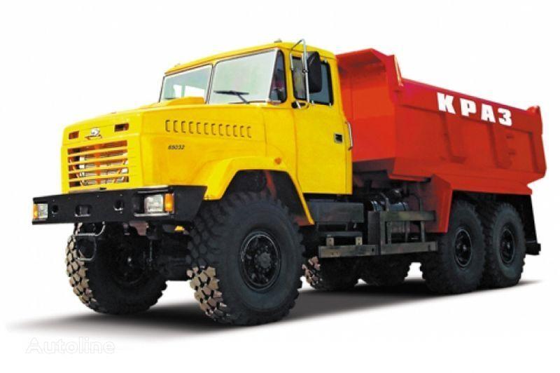 камион самосвал КРАЗ 65032 тип 4