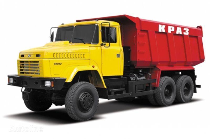 камион самосвал КРАЗ 65032 тип 5