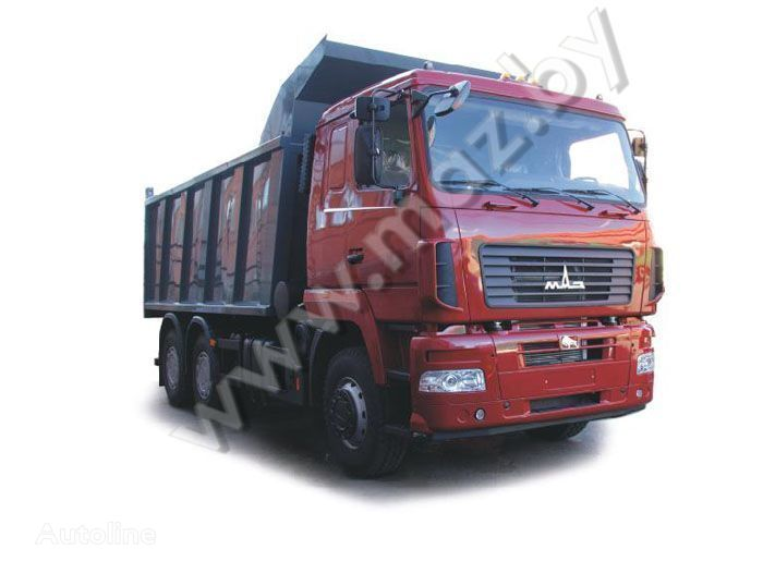 нов камион самосвал МАЗ 6501B9-8420-000