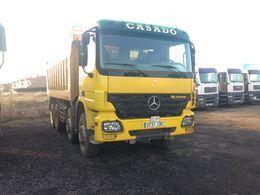 камион самосвал MERCEDES-BENZ actros 4144 K