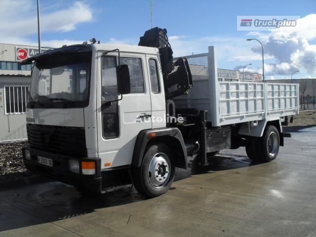 камион самосвал VOLVO FL 614 180