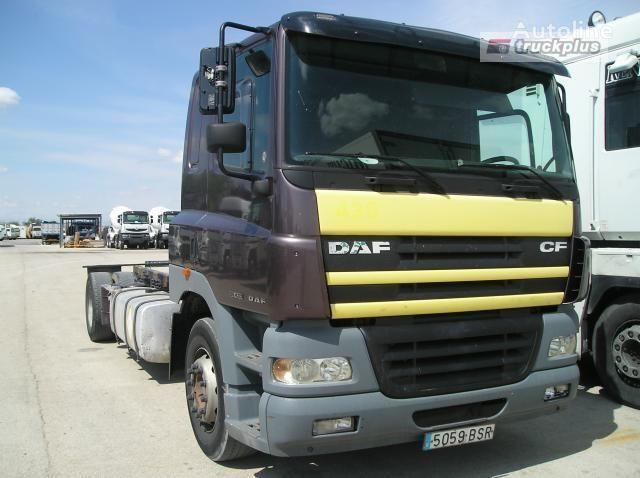 камион шаси DAF FA 85 CF 340