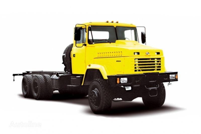 камион шаси КРАЗ 63221 тип 2