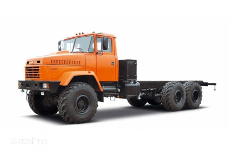 камион шаси КРАЗ 63221 тип 3