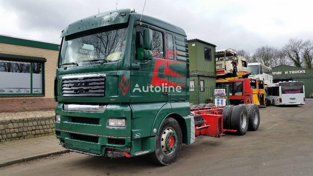 камион шаси MAN TGA 28.480