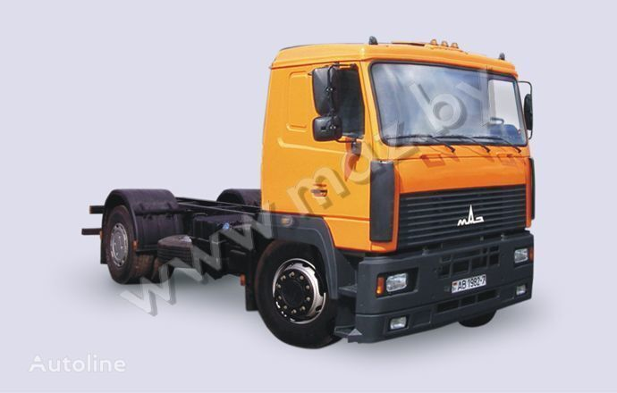 нов камион шаси МАЗ 5340 (A2, A3)