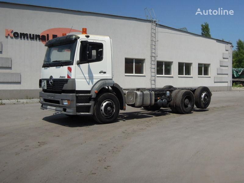 камион шаси MERCEDES-BENZ Atego 2628