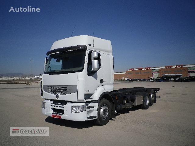 камион шаси RENAULT PREMIUM 450