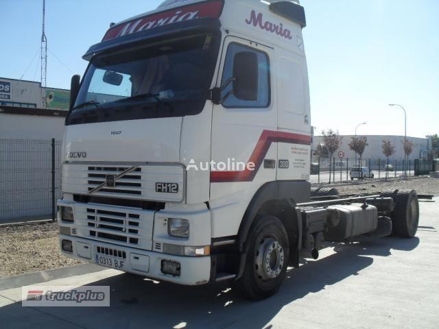 камион шаси VOLVO FH 12 .380