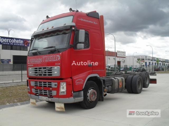 камион шаси VOLVO FH 12 .460 GLOBE