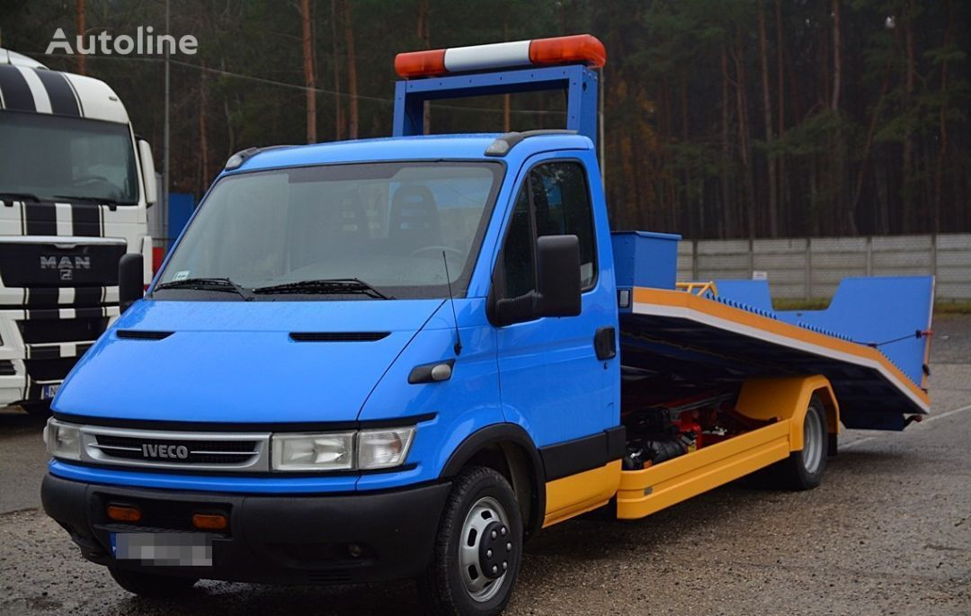 пътна помощ IVECO DAILY 50C12