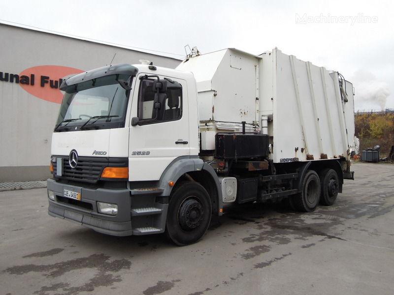 боклукчийски камион MERCEDES-BENZ Atego 2528 FOR PARTS