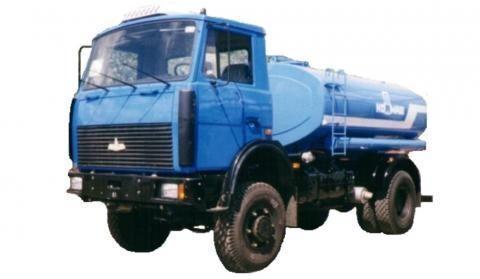 друга комунална техника МАЗ КТ-506