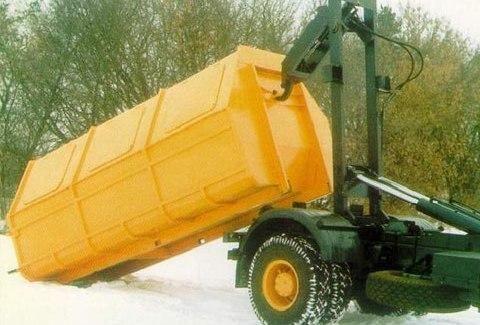 контейнер за смет КО-452.01.00.000